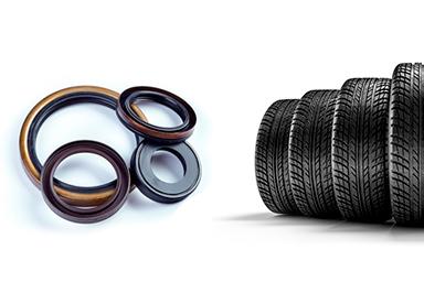 Caucho y neumáticos